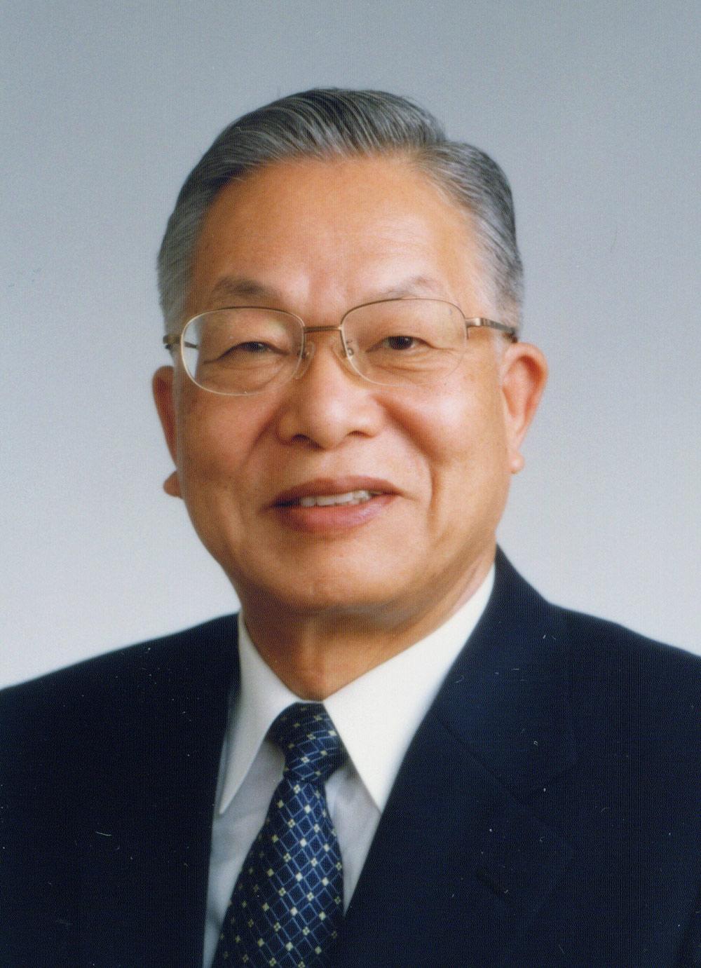 神道哲学者 藤原大士先生